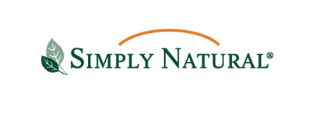 Simply Natural Vitamins Logo
